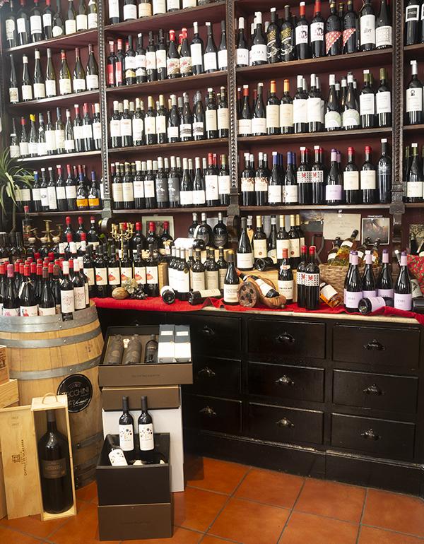 tienda de vinos madrid