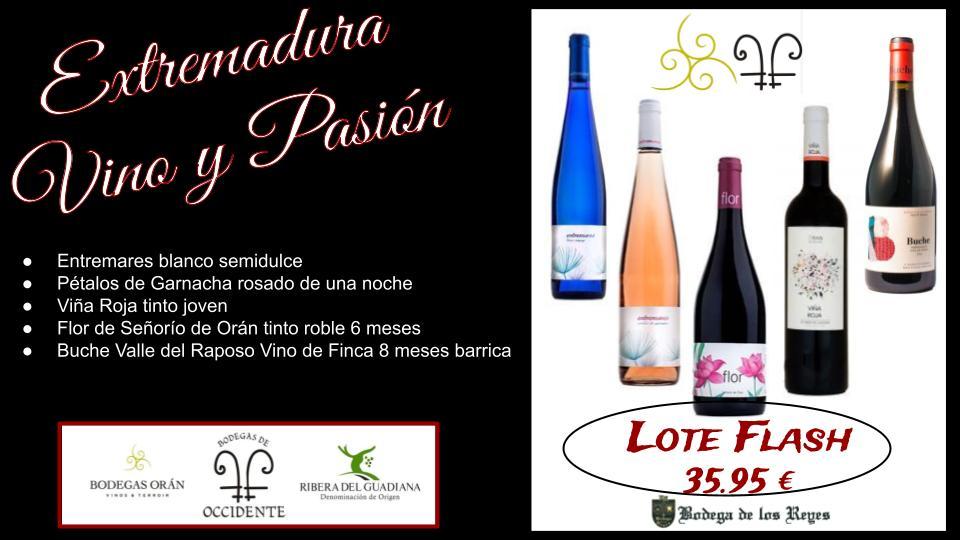 extremadura vino y pasion